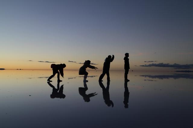 ウユニ塩湖への旅行がてらキャンプは可能?